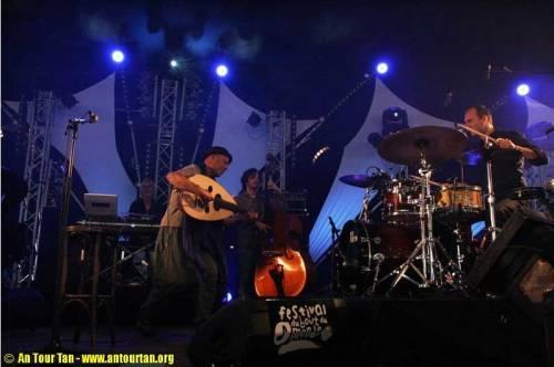 Dhafer Youssef festival du bout du monde