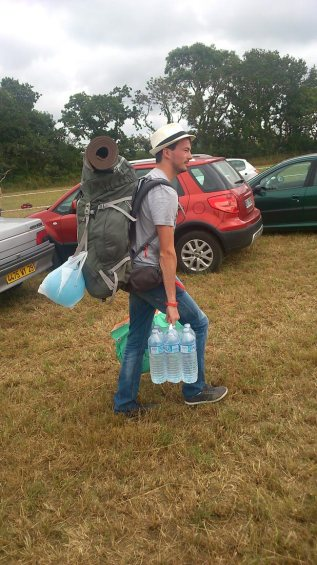 Ceci est bien un pack d'eau. Crédibilité : zéro.